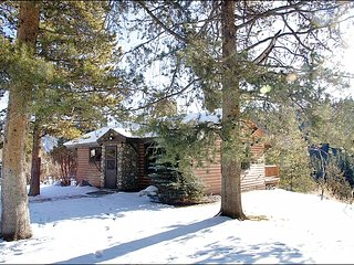 Located on the West Fork of the Gallatin River - Private, but also very close to the Town Center (1051) - Big Sky vacation rentals