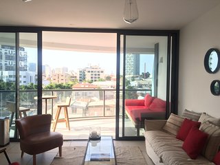 Sea View Modern 3 Bedroom - Tel Aviv vacation rentals