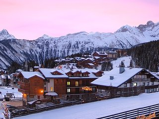 Beautiful 3 bedroom Apartment in Courchevel with Internet Access - Courchevel vacation rentals