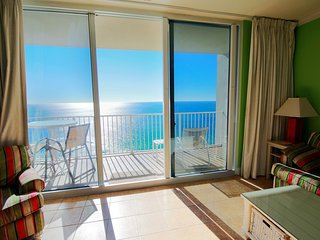 Winter & Spring SPECIALS: Oceanfront 2.5br/3ba/9p Lux Condo! - Panama City Beach vacation rentals