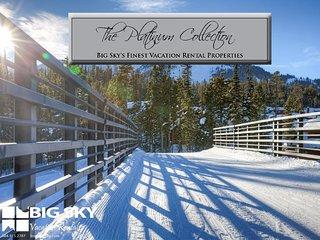 Big Sky Resort | Powder Ridge Cabin 3 Manitou - Big Sky vacation rentals