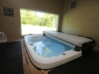 w MINUTES to CAMEL BACK SKI AREA~JACK FROST SKI AREA~WATER PARKS~HOT TUB~PS3 - Mount Pocono vacation rentals