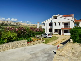 TH01218 Apartments Valentić / Two bedroom A3 - Pag vacation rentals