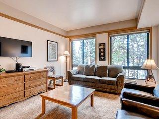 Slopeside Studio Condo Sleeps up to 4 Kids Ski Free! ~ RA134209 - Keystone vacation rentals