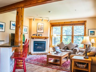 Dog Friendly Condo In Keystone With River Views ~ RA134226 - Keystone vacation rentals