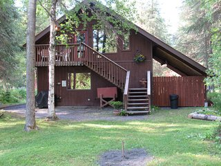 A Private Riverside Suite, Tucked In The Kenai Mountains - Seward vacation rentals