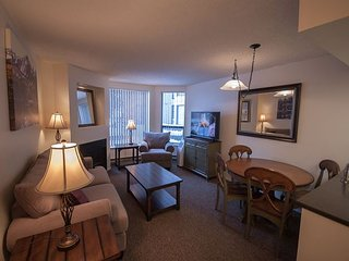 Updated Ground Floor Condo at The Marquise on Blackcomb - Whistler vacation rentals