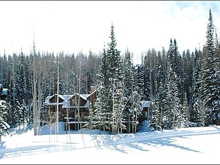 Private and Secluded Large Luxury Home - Located on the Galloping Goose Ski Run (6323) - Telluride vacation rentals