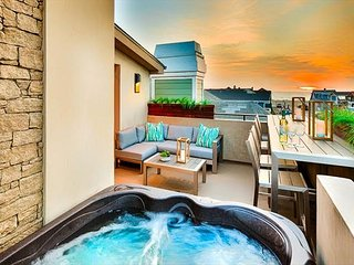 10% OFF OPEN MAR DATES - Modern Luxury, Private Jacuzzi on Deck W/ Ocean View - Newport Beach vacation rentals