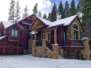 Charming and rustic Peak 8 luxury home 5 minute walk to ski run - Jefferson vacation rentals