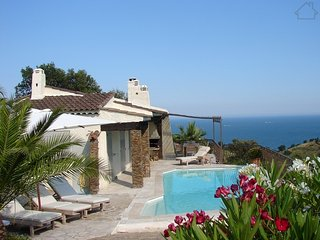 Aureo 210974 villa with wonderful view, air conditioning, private pool 8 x 4 mtr - Saint-Maxime vacation rentals