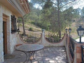 House - 90 km from the beach - Villatoya vacation rentals