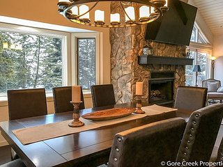 Spectacular recently remodeled 5 Bedroom Matterhorn home - Vail vacation rentals