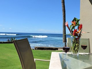 Kuhio Shores 119 - Two Bedroom Condo with White Water Ocean Views - Poipu vacation rentals