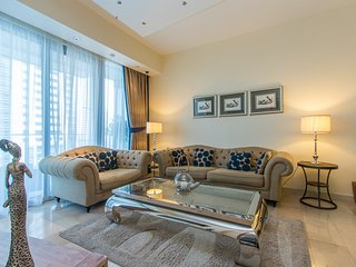 Exeptional 2 bedrooms apartment in Trident Grand, Dubai Marina - Dubai vacation rentals