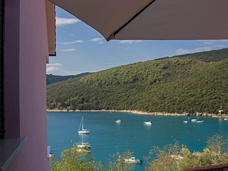 2 BDR app 100 m from the sea 077 - Rabac vacation rentals