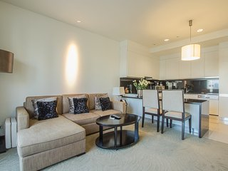 Luxury services apartment in a luxury location - Dubai vacation rentals
