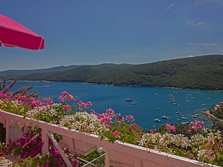 Charming app,gorgeous sea view,WiFi 18 - Rabac vacation rentals