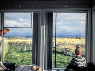Ekkerøy Holiday House in Varanger - North Norway - Finnmark vacation rentals