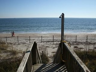 Bright House with Internet Access and Water Views - Oak Island vacation rentals