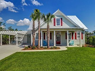 New Home With Private Pool-2 Minute Walk to Private Beach Access - Seacrest vacation rentals