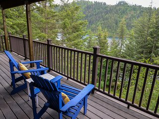 Beautiful House with Deck and Hot Tub - Coeur d'Alene vacation rentals