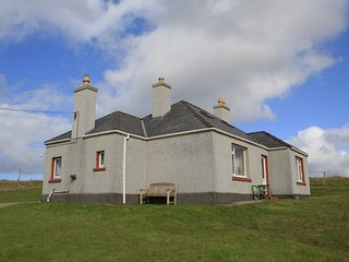 Croft house on Atlantic west coast, Isle of Lewis - Carloway vacation rentals