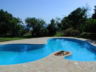 Luxury lakefront villa near Rome, private pool (salt, no chlorine), private park - Trevignano Romano vacation rentals