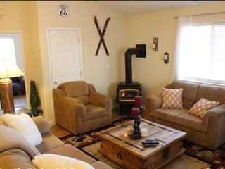 Cozy Open Concept Cabin in the Pines, Near Flagstaff - Kachina Village vacation rentals