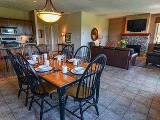 Radium Hot Springs, Bighorn Meadows Resort 2 Bedroom Condo - Radium Hot Springs vacation rentals