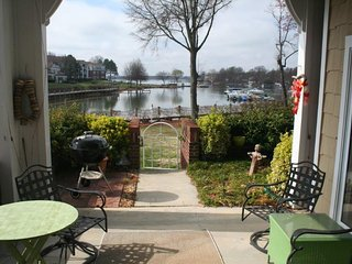 Superb Lake Norman Waterfront Condo, 1st Floor, Pool & Tennis Court, Boat Slip - Cornelius vacation rentals