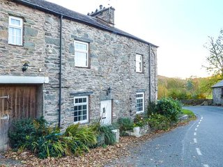 DUDDON COTTAGE, period features, woodland gardens, woodburner in - Broughton-in-Furness vacation rentals