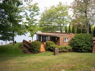 Lake Shell Camp - Waterfront - 394 ~ RA130354 - Gilmanton vacation rentals