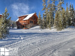Big Sky Resort | Powder Ridge Cabin 7 Little Shadow Catcher - Big Sky vacation rentals