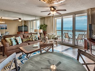 Remodeled 11th floor Pelican Beachfront Condo  Wifi/umbrella/chairs/Netflix - Destin vacation rentals