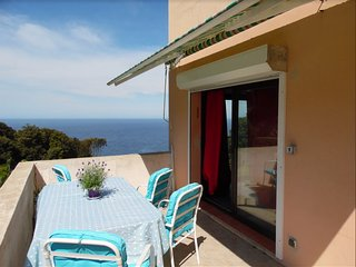 Apartment with sea view Morsiglia - Morsiglia vacation rentals