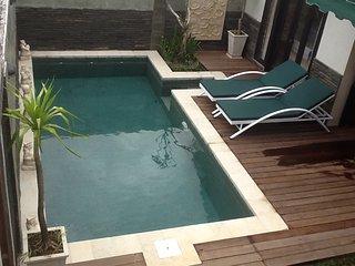 VILLA NUANSA CLIFF 2BEDROOMS JIMBARAN - Jimbaran vacation rentals