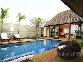 Balinese 3-Bed Pool Villa in Layan - Layan Beach vacation rentals