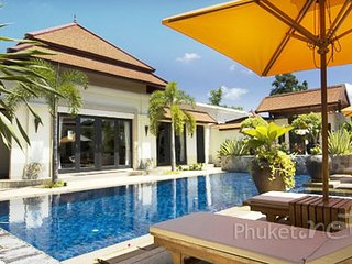 Gorgeous 4-Bed Pool Villa in Bangtao - Chalong Bay vacation rentals