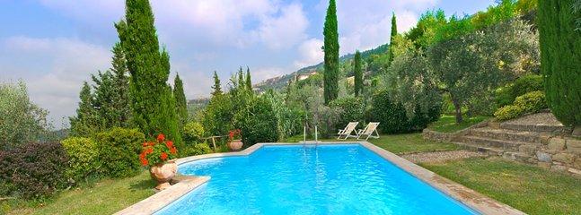 Villa Selene Tuscan Vacation Rental in Cortona - Image 1 - Cortona - rentals