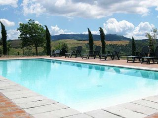 Lovely House with Internet Access and Shared Outdoor Pool - Volterra vacation rentals