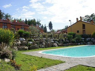 Two Bedroom Split Level Apartment San Gimignano at Forrest - San Gimignano vacation rentals