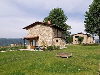 Fiorino C Cottage - Poppi vacation rentals