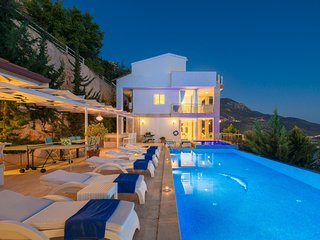 Luxury private villa rental with pool in Turkey - Kalkan vacation rentals