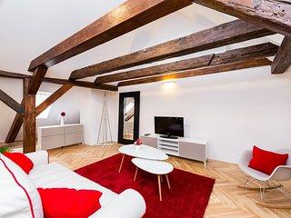 Prague Castel/St. Nicolas Luxury Penthouse - Prague vacation rentals