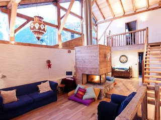 5 bedroom Chalet with Television in Les Praz-de-Chamonix - Les Praz-de-Chamonix vacation rentals
