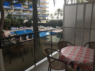 Skol 124 beachfront central location with pool, views, WIFI - Marbella vacation rentals