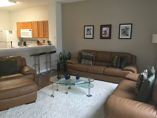 3 Bedroom Condo at Windsor Hills Resort with a Balcony, a Pool and Slide, 2 miles to  Disney - Four Corners vacation rentals