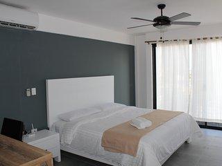 Cozy Studios Down Town Playa del Carmen by KVR - Playa del Carmen vacation rentals