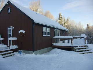 Pittsburg NH - Trailside - New Lodge  8 New Beds - Direct Sled-ATV Trail Access - Pittsburg vacation rentals